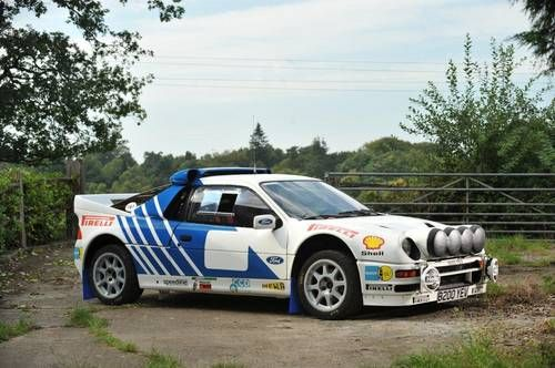 1986 Ford Rs200 Evolution Gallery Super Cars Ford Ford Rs