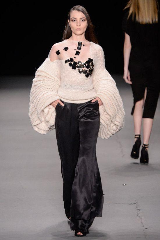 Fashion Rio :: As tendências para o outono inverno 2014