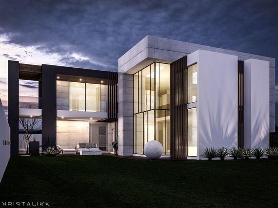 SIERRA ALTA HOUSE | Kristalika Arquitecture and interior design ...
