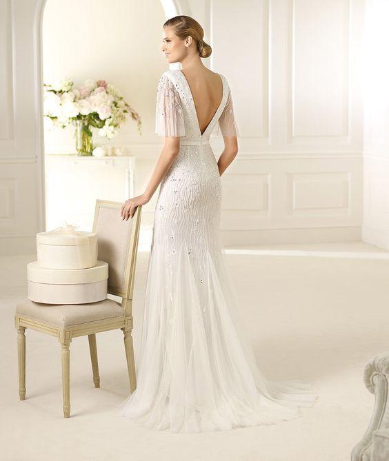 Pronovias  Wedding dresses and Cocktail dresses  My Style ...