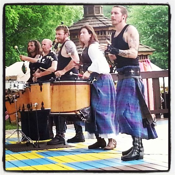 Scottish Bands: Albannach/Scottish Drum Band