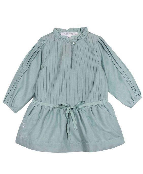 Chateau de Sable Kleid grün » Jetzt online kaufen ✔ Versandkostenfrei ab 50CHF ✔ Große Auswahl an Chateau de Sable ✔ Schnelle Lieferung ✔