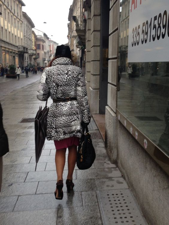 Walking the #European streets of #Italy and viewing the local #styles..