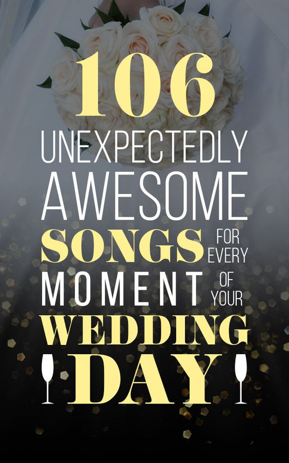 106 Unexpectedly Awesome Songs For Every Moment Of Your ...