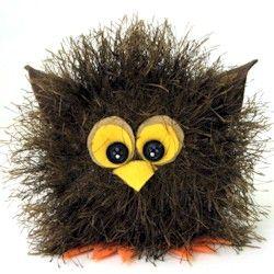 Baby Owl Craft