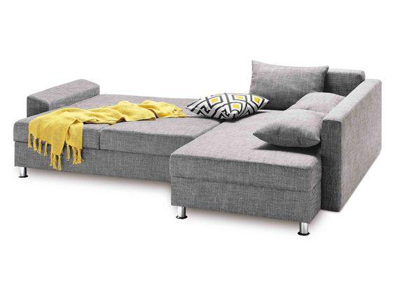 Verwandlungsecke ARISTA | Polstermöbel | Möbel | TRENDS.de - Alles sofort für Dein Zuhause - Möbel online einkaufen