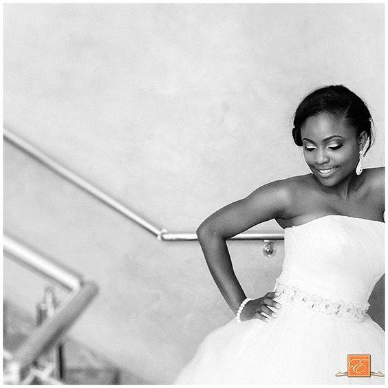 Lovely @teniolajade ... #blacknwhite  #eikonworld