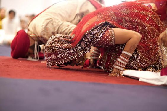 Pakistani Muslim couple