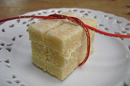 Shortbread, ein sehr schönes Rezept aus der Kategorie Kekse & Plätzchen. Bewertungen: 68. Durchschnitt: Ø 4,6.
