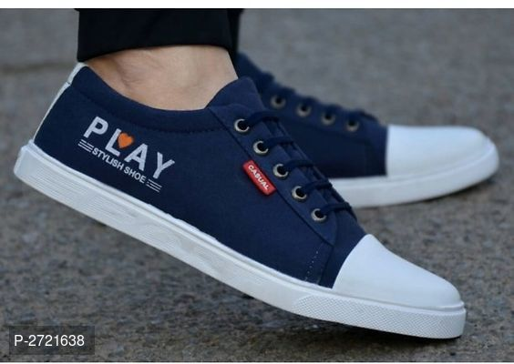 Canvas Sneakers Shoes   Casual sneakers