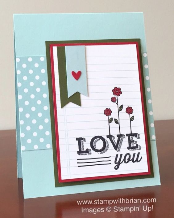 Friendly Wishes, Cottage Greetings, Stampin' Up!, Brian King, FabFri79: