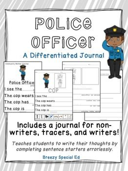 Traffic policeman essay
