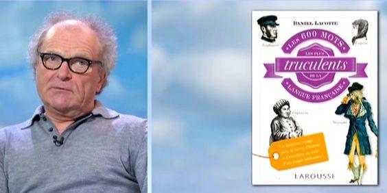 Daniel Lacotte et son nouveau livre