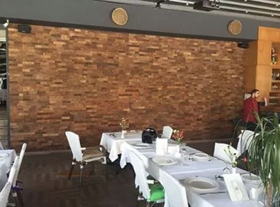 Muratto Cork Bricks Cork Wall Wall Covering Home Decor