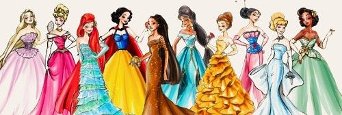 couture disney! disney