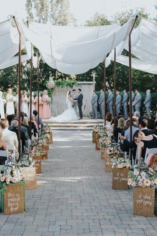 See Casi Cielo Events Flowers On Weddingwire Church Wedding