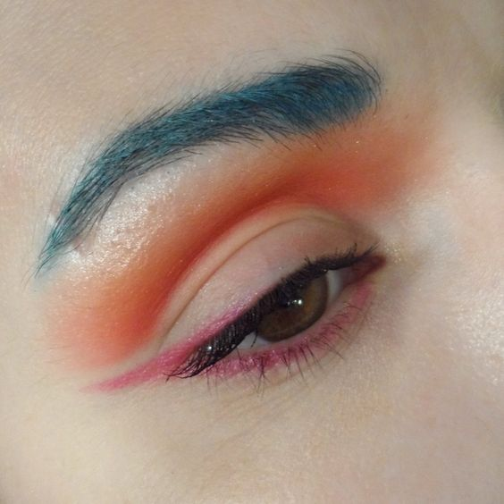 Makeup of the week! http://www.novembloom.com: