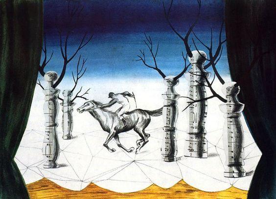 pintura surrealismo rene magritte