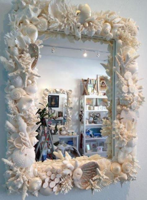 13 Lovely Seashell Decoration Ideas In 2020 Sea Shell Decor