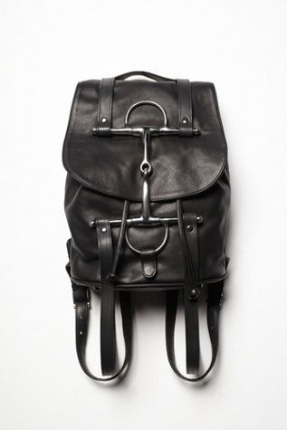 Horse & Nail Rider Backpack: