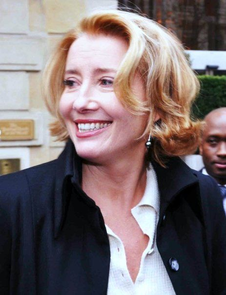 Emma Thompson: