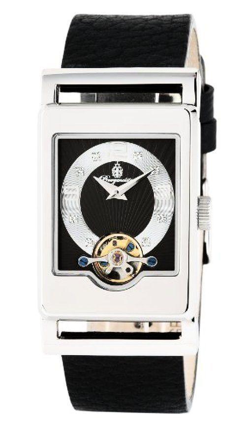 Burgmeister Womens Automatic Watch Swarovski Crystals Valentine`s Gift Idea New