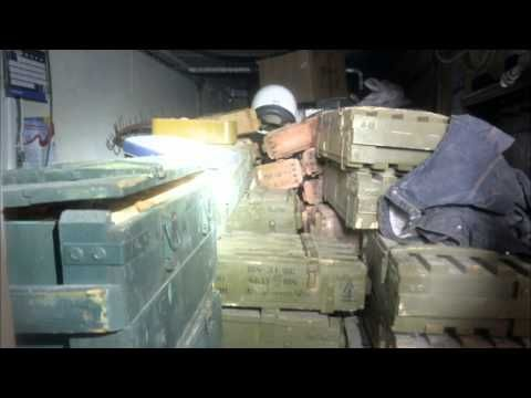 Greece Seizes Weapons Disguised As Aid Headed to Libya, Not Europe - YouTube