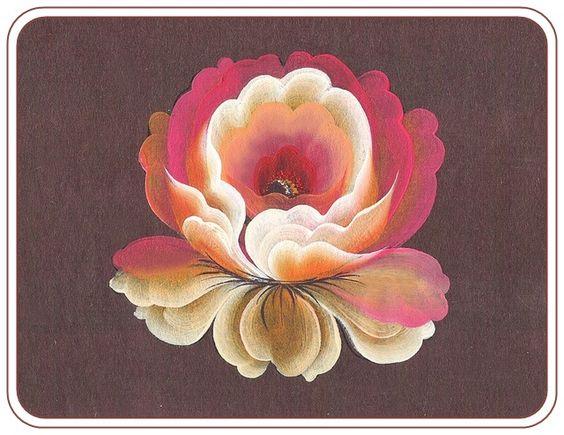 TAGIL ROSE lesson 1 SUPER TUTORIAL