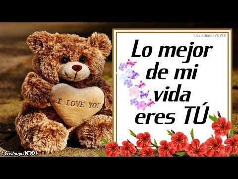 Para Mi Amor A Distancia Vídeo Para Dedicar Romántico Youtube Teddy Bear Day Teddy Day Happy Teddy Day Images