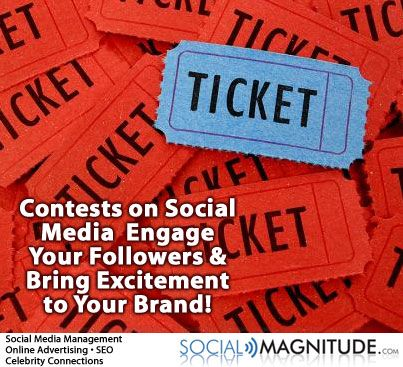 Using Contests in Social Media