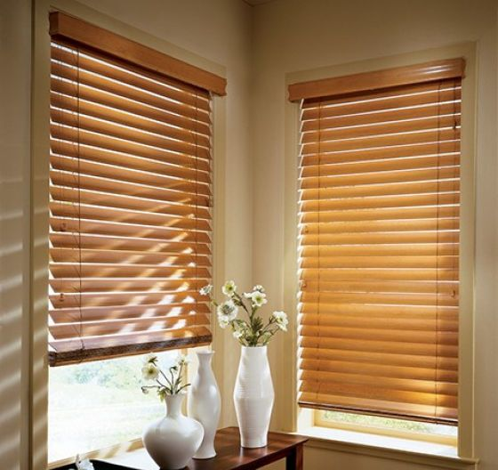 Custom Allen Roth Wood Blinds At Lowe S