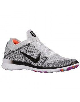 Contable Recomendado zorro  Mujer Nike Free TR 5 Flyknit Zapatos de entrenamiento Blanco/Platino  Puro/Hiper Violeta 18785100 | Zapatos de entrenamiento, Zapatillas running  mujer, Nike mujer