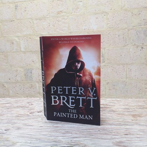 #FirstChapterFriday The Painted Man