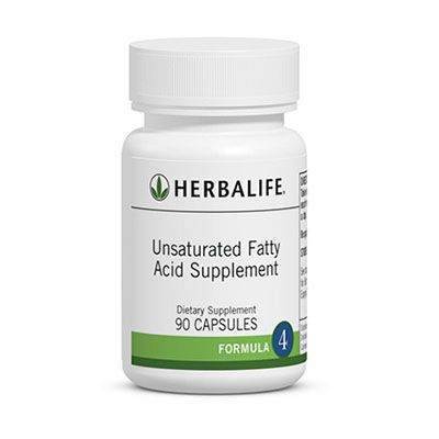 An Unsaturated Fatty Acid Supplement for an optimal lipid supply. ECA LISTING BY Herbalife Independent Distributor Craigieburn, Victoria, Australia