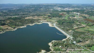 A Terceira Dimensão - Fotografia Aérea: Barragem de Cerejo