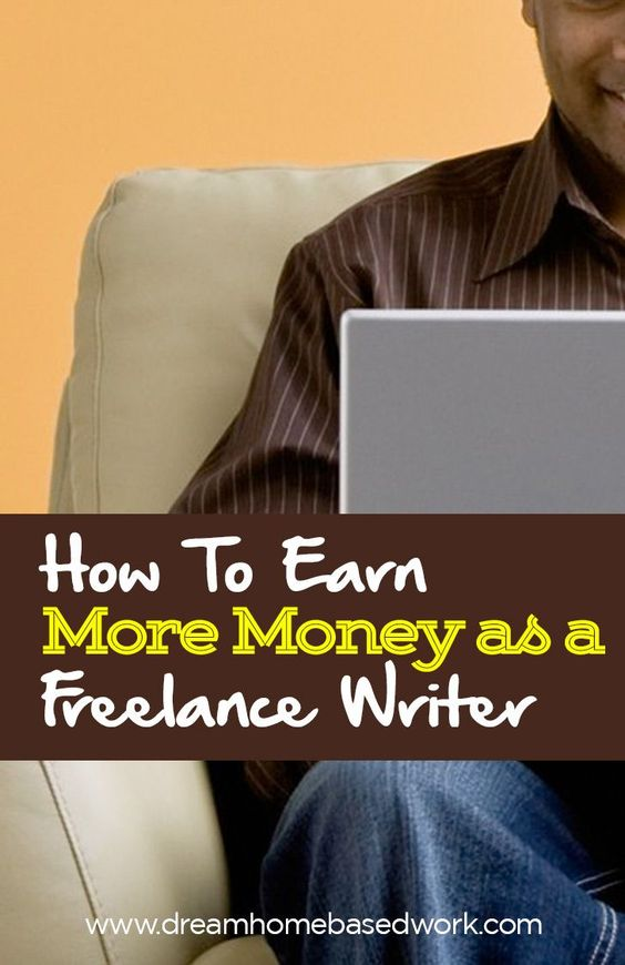 Write to more money freelance writing report pays 50