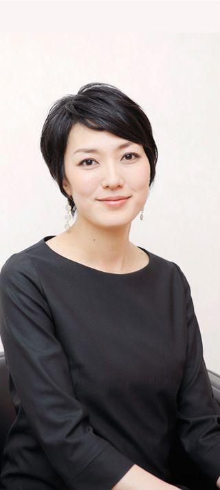 インタビュー中板谷由夏さん