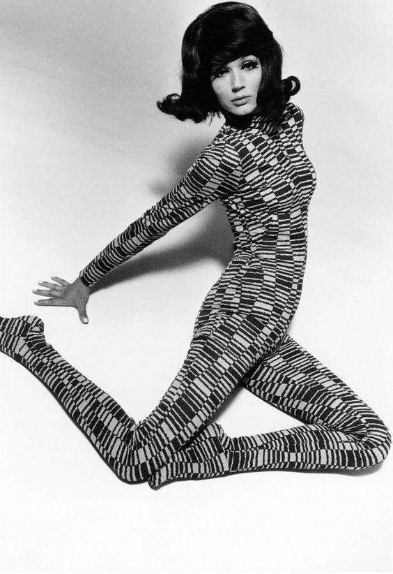 Body suit by Falke, photograph by F.C. Gundlach 1966.