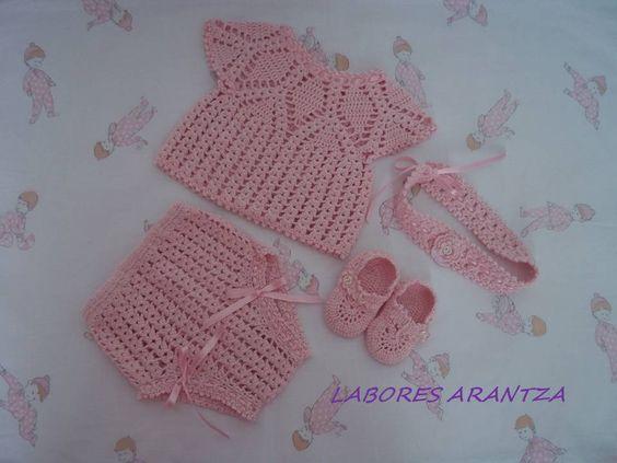 conjuntos de bebé: