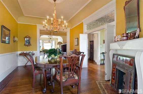One Of San Francisco's Most Famous Painted Ladies Lands On the Market - On the Market - Curbed SF