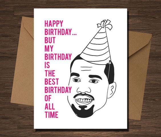 Grappige Verjaardagskaarten, Voor Hem, Happy Birthday
