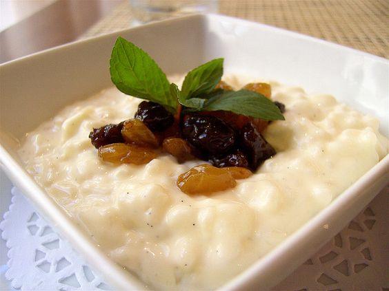 Lemon-Cinnamon Rice Pudding (#GlutenFree)