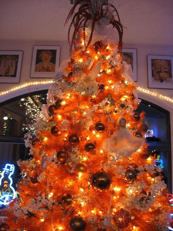 Orange And Lemon Christmas Tree Decorations : The orange christmas tree trees
