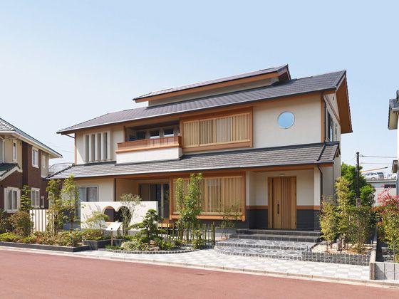 外観 インテリア集外観 和風 日本 住宅 住宅 外観 ホームウェア