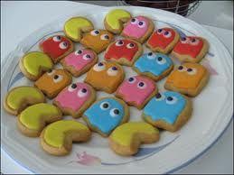Pacman Cookies <3