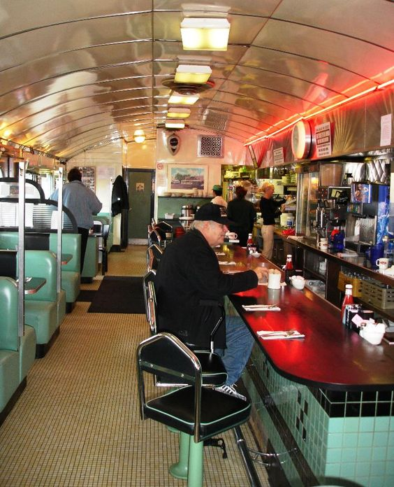 Colors: 1940s Diner - Google Search