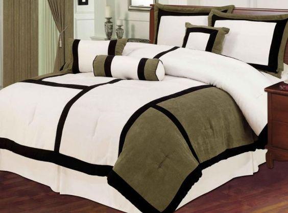 Bedroom, 9 Outstanding king size bedroom comforter sets: King Size Bedding Sets