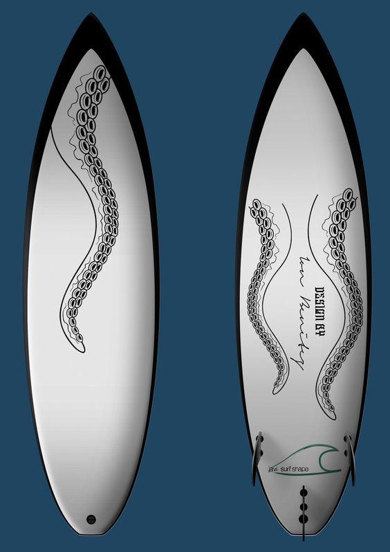 Tablas de Surf 2012-2013 2