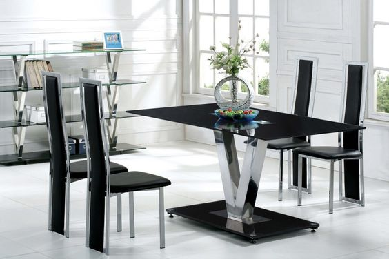 Dining Table Chairs Design Home Decor Pinterest Contemporary