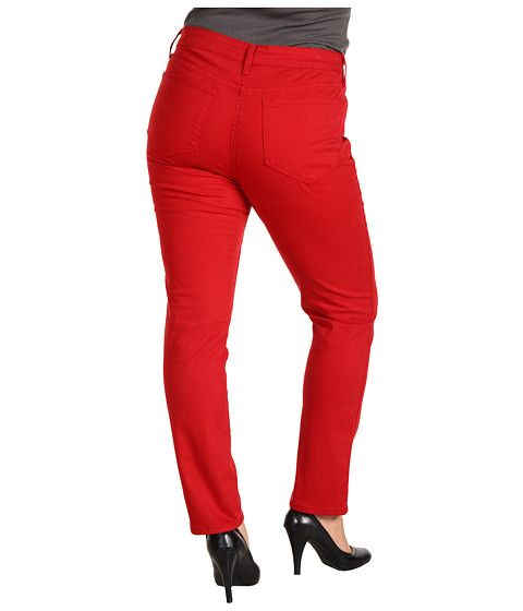 Not Your Daughters Jeans Plus Size Plus Size Sheri Skinny Jasper ...